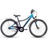 s'cool troX urban 26 7-S - Vélo junior Enfant - bleu/noir